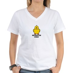 Recruiter Chick Shirt