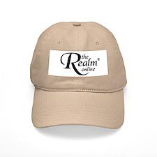 Realm Logo Cotton Baseball Cap