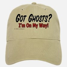 Got Ghosts? Ghost Hunter Baseball Baseball Baseball Cap