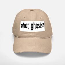 Ghot Ghosts? (#1) Ghost Hunter Baseball Baseball Baseball Cap