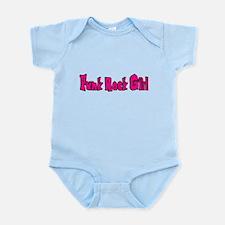 Punk Rock Girl Infant Bodysuit