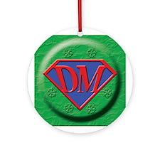 Super DM Ornament (Round)