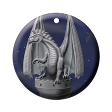 Tower Guardian Ornament (Round)