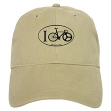 Unique Track bike Baseball Cap