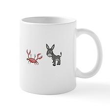 Crabby Small Mug
