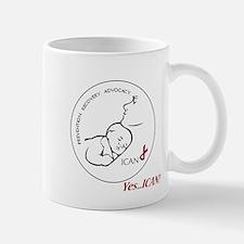 Yes.. ICAN Mug