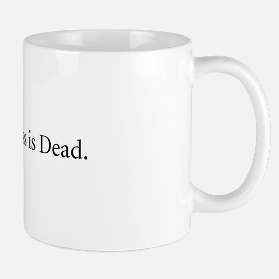 McCandless is Dead. Mug