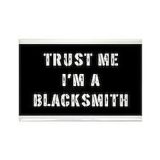 Blacksmith Gift Rectangle Magnet