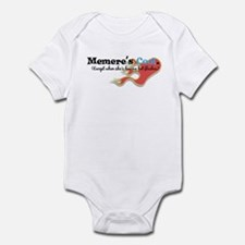 Memere's Hot Flashes Infant Bodysuit