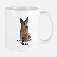 Cattle Dogs Rule Mug