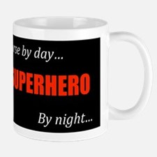 Superhero Nurse Coffee Cup