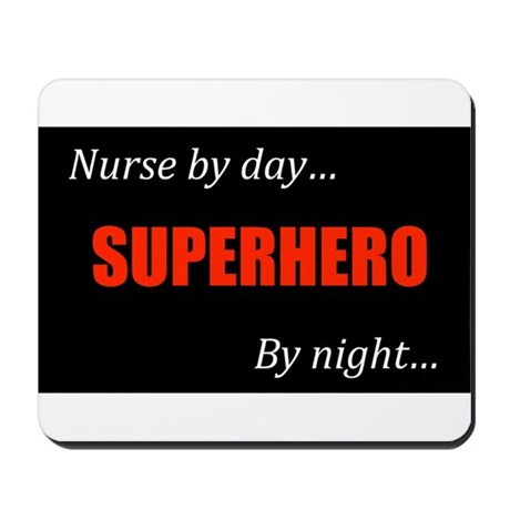 Nurse Gift Mousepad
