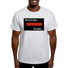 Superhero Nurse T-shirt