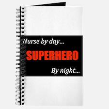 Superhero Nurse Journal
