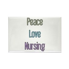 Nurse Gift Rectangle Magnet
