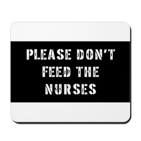 Nurse Gift Mousepad