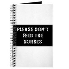 Nurse Gift Journal
