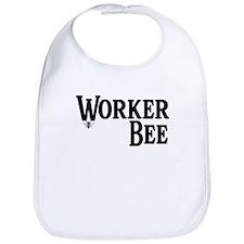 Worker Bee Bib