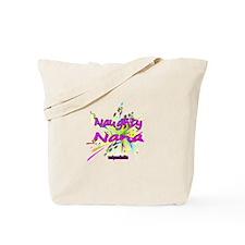 NAUGHTY NANA Tote Bag