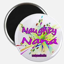 NAUGHTY NANA Magnet