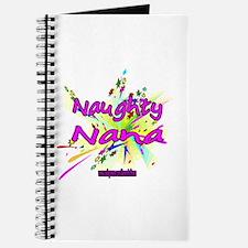 NAUGHTY NANA Journal