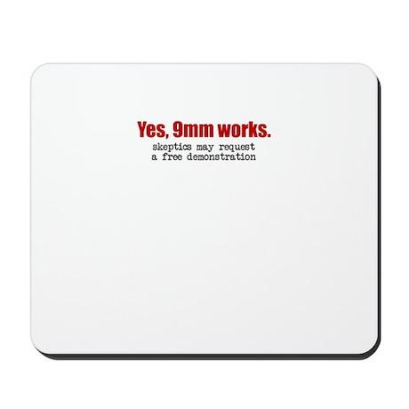 9mmWorks: Mousepad