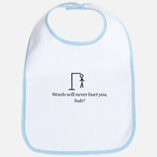 Hang Man Bib