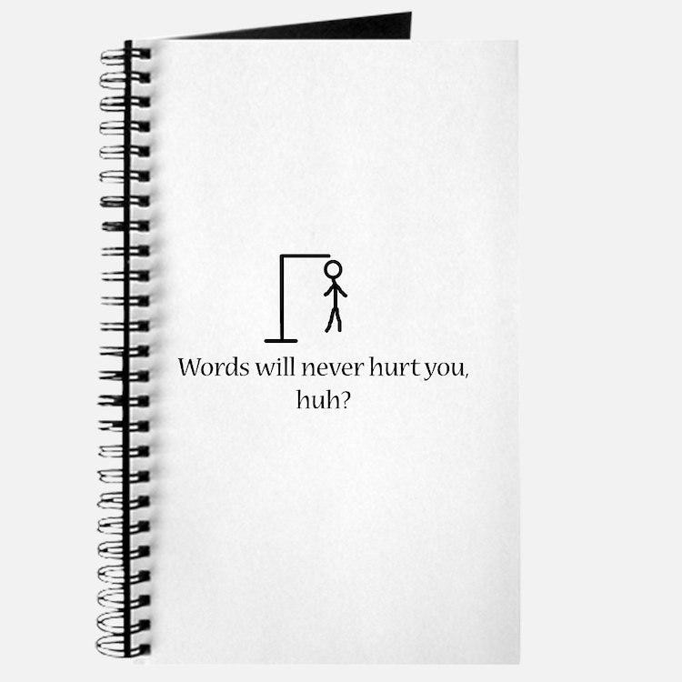 Hang Man Journal