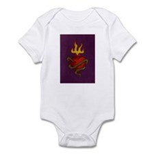 Sacred Heart 18 Infant Bodysuit