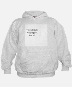 Off Center Hoodie