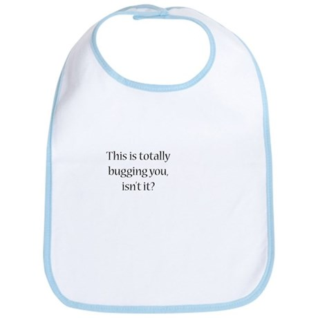 Off Center Bib