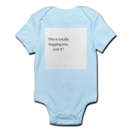 Off Center Infant Bodysuit
