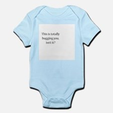 Off Center Infant Bodysuit