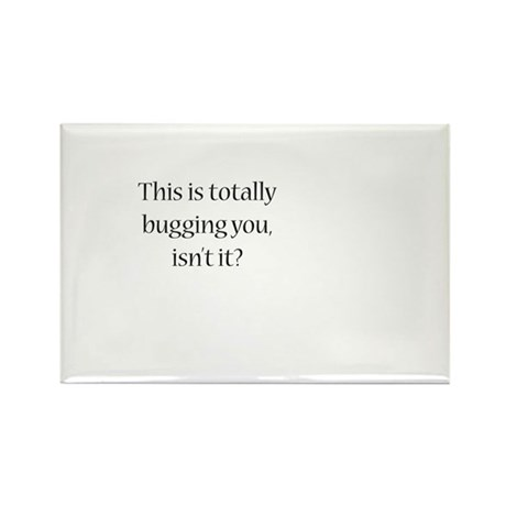 Off Center Rectangle Magnet (10 pack)