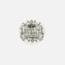Property Of Abuelita Mini Button