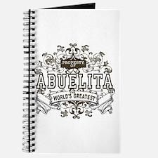 Property Of Abuelita Journal