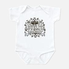 Property Of Abuelita Infant Bodysuit