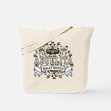 Property Of Abuelita Tote Bag