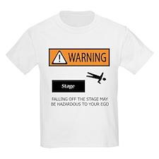 Warning: Stage Fall T-Shirt