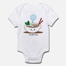 Pho Real! Infant Bodysuit