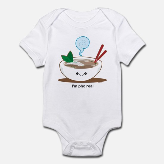 Pho Real! Infant Bodysuit