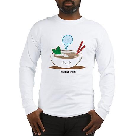 Pho Real! Long Sleeve T-Shirt