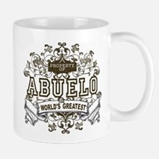 Property Of Abuelo Mug