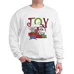 JOY Holiday Mice Sweatshirt