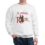Reindeer Rock Sweatshirt