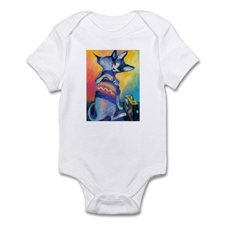 Sphynx 22 Infant Bodysuit