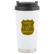 Pharmacist Drinking League Travel Mug