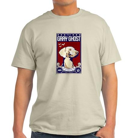 Weimaraner Propoganda Light T-Shirt