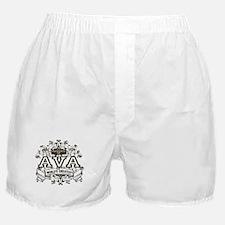 Property Of Ava Boxer Shorts