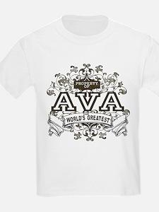 Property Of Ava T-Shirt